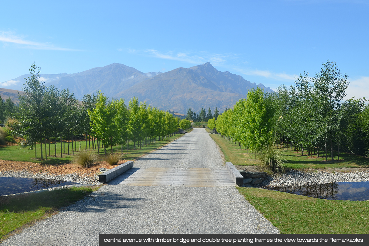 LAND Landscape Architects Queenstown - Subdivision And Reserve Design - St Andrews Park